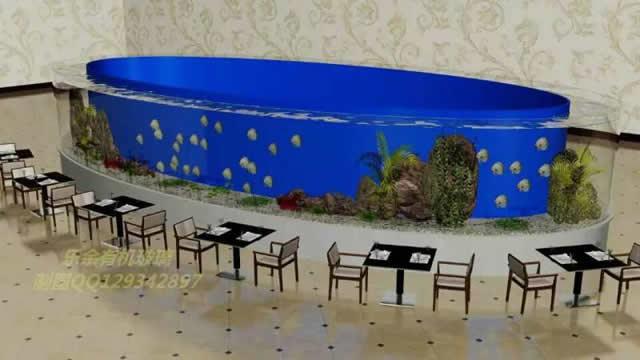 海鲜池定制价格 海鲜池 一点水海鲜池(查看)