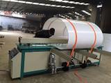 PP板雕刻机 PP塑料板材碰焊机领信塑料PP板材卷圆机