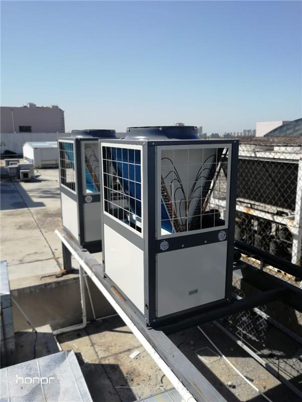 空气源热泵供暖 洁阳空气能(在线咨询) 空气源热泵