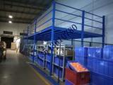 佛山钢结构阁楼平台厂家重型钢结构仓库货架