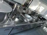 深圳厨房排烟系统 厨房制冷设备-鑫华厨具