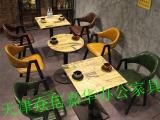 饭店餐桌椅食堂餐桌椅价格快餐店餐桌椅定做