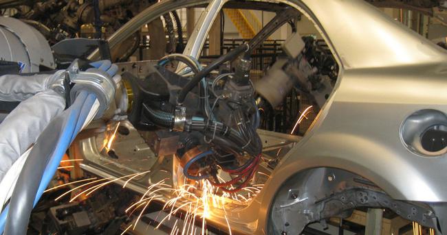 焊接机器人议价 焊接机器人 海川智能