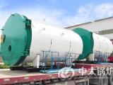 厂家直销 2吨燃气蒸汽锅炉  WNS型全自动操作