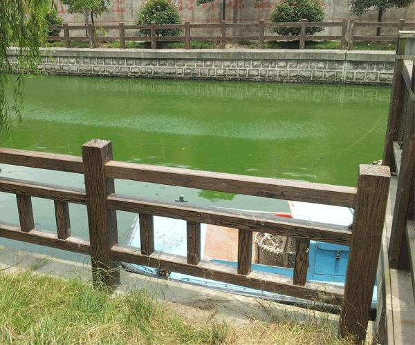南平仿木栏杆 济南神斧景观服务保障 专业仿木栏杆施工