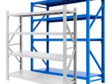 仓储货架仓库货架中型重型五金金属家用置物架展示架子