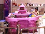 儿童乐园手工沙桌  太空沙桌 城堡造型沙桌