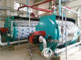 4吨燃气蒸汽锅炉运行成本