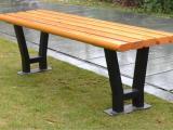 新创意的景观铁艺不锈钢坐凳