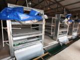鸡笼生产厂家,自动化养鸡设备,风机,集蛋机,喂料机