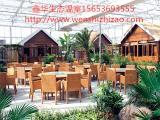 生態餐廳溫室、生態餐廳溫室價格、生態餐廳大棚設計