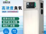 广州创粤15g氧气源臭氧发生器 桶装水杀菌纯水厂臭氧消毒机