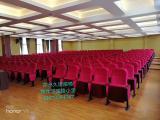 郑州高档礼堂椅 影院座椅 软包连排椅