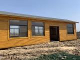木屋厂家   120平方木屋别墅价格