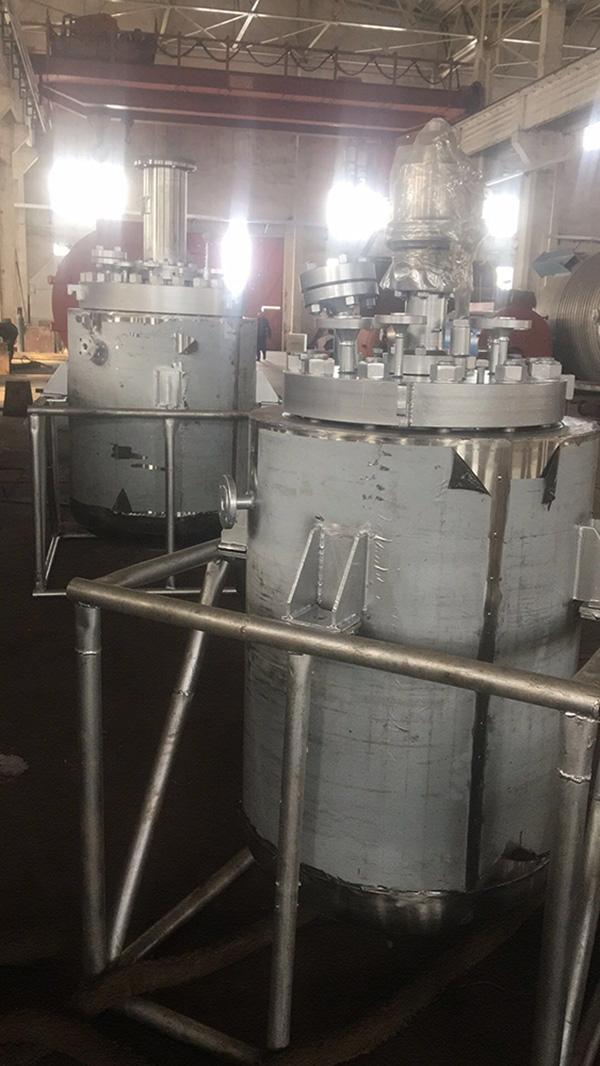 不锈钢高压釜 广西高压釜 威海锅炉厂