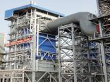 回转窑烟气余热回收装备热管余热锅炉系统