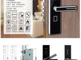 公寓民宿出租屋智能锁,长短租公寓智能锁,学生公寓智能密码锁