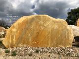 黄蜡石产地 景观石价格 小区景观石批发价 景观石厂家