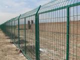 四川公路护栏网厂家养殖圈地绿色铁丝网厂区隔离防护网