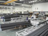 hdpe给水管生产江西厂家 品牌管件规格管材壁厚