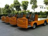 5吨电动货车场内用搬运车平板式电动搬运车电动自卸车