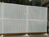 新型组装式穿孔洞洞板护栏 工地施工防风冲孔板围蔽挡板