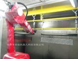 汽车散热格机器人喷漆设备价格