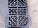 铸铁雨水篦子的质量好坏满城教你怎么分辨