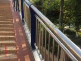 景观大桥防撞护栏 河道隔离栏定做 景观护栏加工