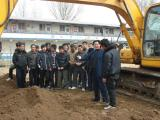 学开挖掘机培训机构学期多长时间学费是多少钱