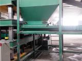 跃华环保  压板机,珍珠岩保温板,外墙保温板