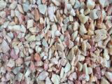 透水路面胶粘石 机制石 地面铺设 园林造景 彩色透水地坪胶筑