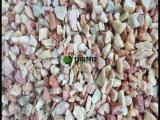 透水路面胶粘石 机制石 彩色透水地坪胶筑 园林造景 地面铺设