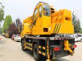 生产8吨汽车吊 唐骏8吨吊车 国五8吨唐骏汽车吊生产厂家