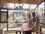 墨铭门窗-断桥铝门窗阳光房