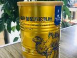 駱駝奶粉生產廠家新款益生菌300克供應,價格優惠