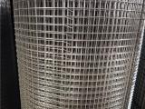 四分之一电焊网假山钢丝网镀锌钢丝网6毫米孔钢丝网