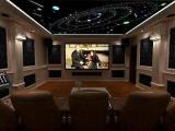 武漢武昌智能家庭私人影院安裝、大中小型私人影院定制找世紀美音