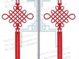 户外灯杆LED中国结造型灯亮化景观灯厂家直销可定制