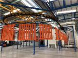 喷涂设备生产线 专业设计自动喷粉设备厂家 静电喷漆设备