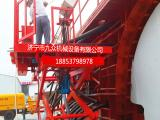 预制桥梁橡胶管穿管拔管机高铁梁场橡胶管抽拔管机价格
