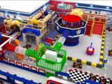 厂家直销各种新型主题设计室内儿童乐园 淘气堡游乐设备