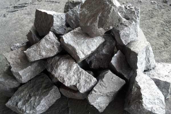 昌旭耐材 硅铁自然块报价 湖南硅铁自然块