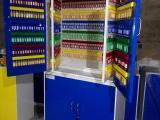厂家直供平开式钥匙柜PK-2双节钥匙柜