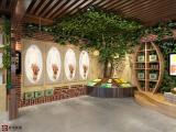 企业农业产品展厅展示展览文化党建馆装修设计施工公司