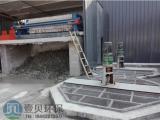 搅拌站/商砼环保/沙场/板框式压滤机/自动程控拉板/过滤清水