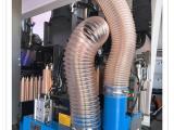 PU耐磨增强软管A南涧钢丝伸缩PU软管A钢丝缠绕PU管