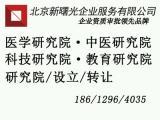 医学研究院转让 北京中医研究院转让