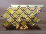 395x495金属马赛克 自粘贴马赛克 玻璃马赛克