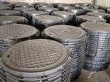球铁井盖是灰铁材料的三倍更耐用哦